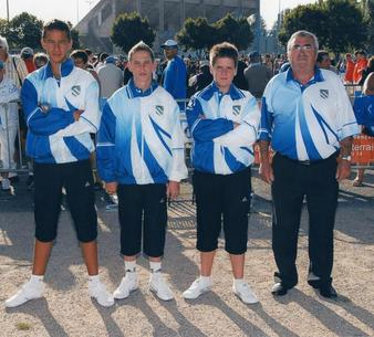 CHAMPIONNAT DE FRANCE JUNIOR 2009, NEVERS (58)