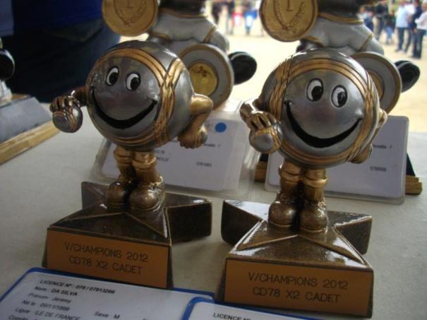 Championnats Départementaux Doublettes Jeunes