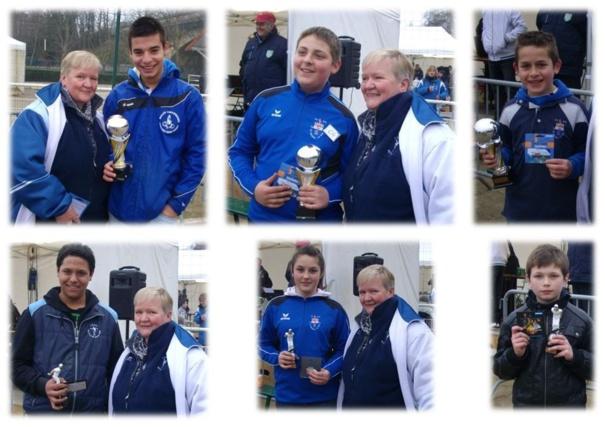 Championnats Départementaux Jeunes 2013