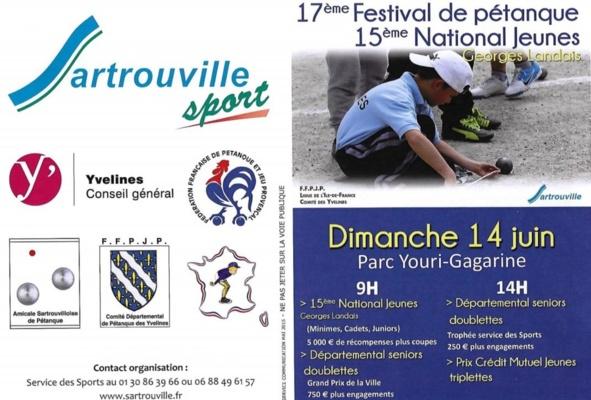 National de Sartrouville 2015