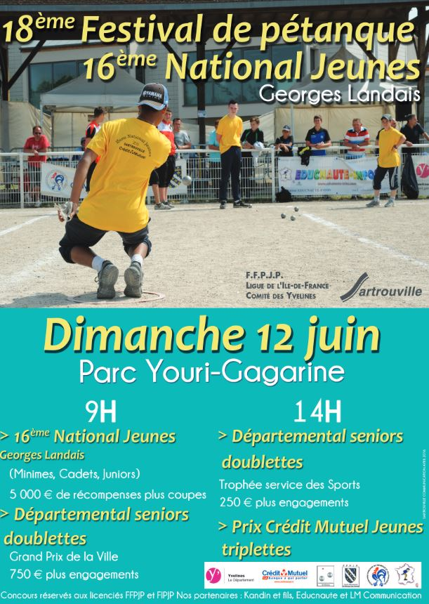 National de Sartrouville 2016