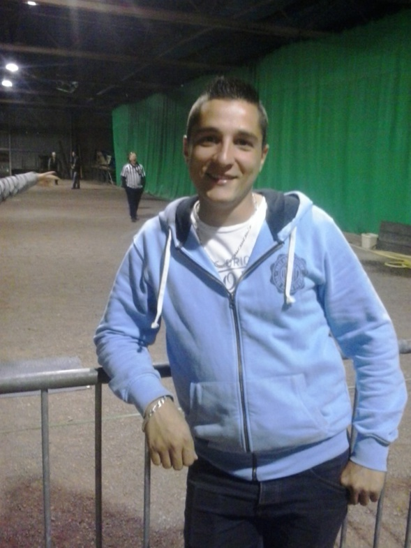 Vainqueur tir de précision :TEIXEIRA Alexandre