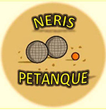 sur les terrains avec Néris Pétanque,  du 19 au 25 juin 2017