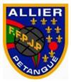 championnat d'Allier doublette séniors et tête à tête féminine : les tirages