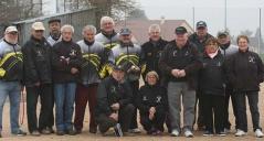 19 mars 2015 : vétérans LNB B / Les Marais C