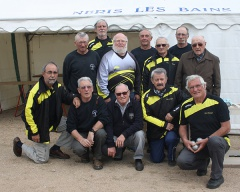 4 mai 2017 vétérans Néris B / Montmarault C