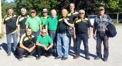 15 mai 2017 vétérans à St Pourçain/Sioule