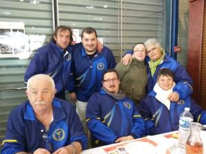 2ème et 3ème Journée Championnat des Clubs Division 5A