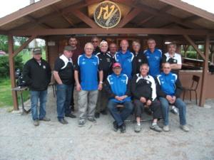Championnat des Clubs Départemental - Vétérans 2017