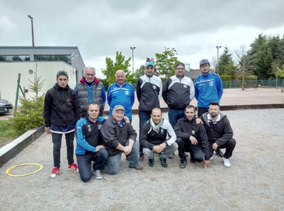 Coupe Intersociété de l'Allier - Séniors A 2017