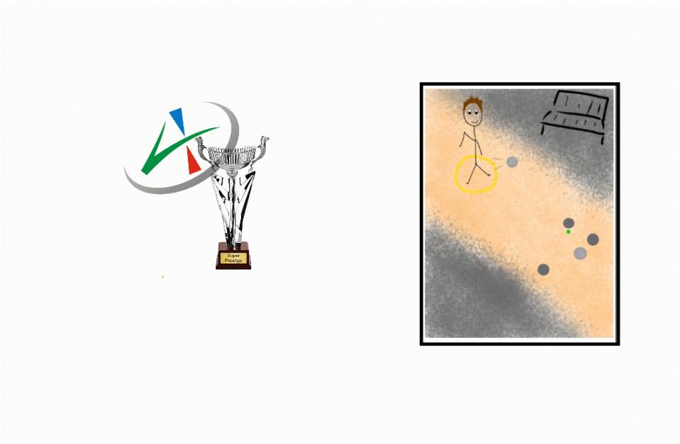 Coupe Intersociété de l'Allier - Séniors C 2017