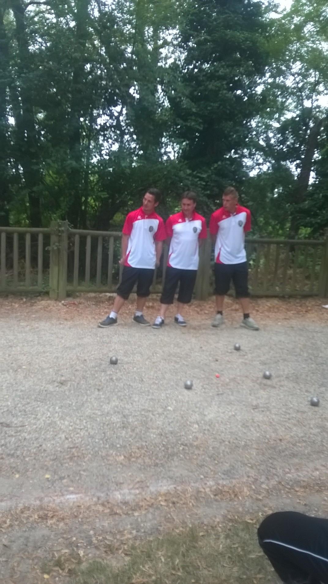 Championnat de France Promotion à Montauban