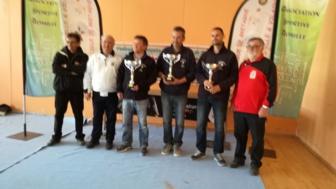Equipe de Vezin Champion d'Ille et Vialine triplette