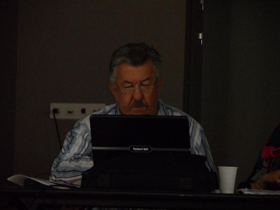 Alain MARION, le secretaire général