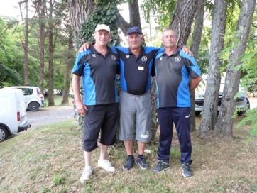 Eric, Bruno et Roger