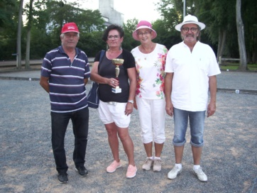 CHIARELLO Vincent, DIGONIN Catherine, LEBLANC Martine, LEBLANC Hervé