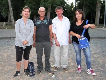CHAPELIER Amélie, SARTIN Claude, BRUNEAU Emmanuel; PLISSON Céline)