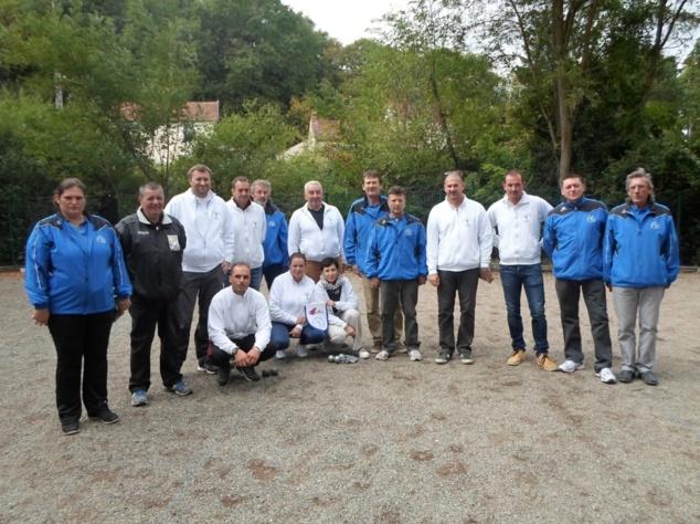 Coupe de France: ORVAL - SULLY S/LOIRE