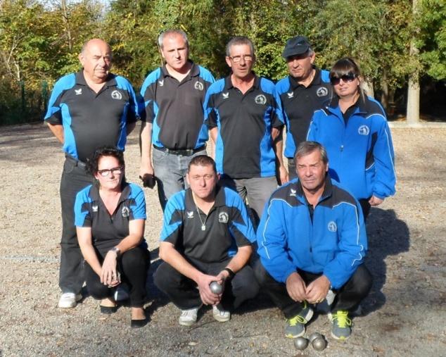 Equipe d'ORVAL en Coupe de France