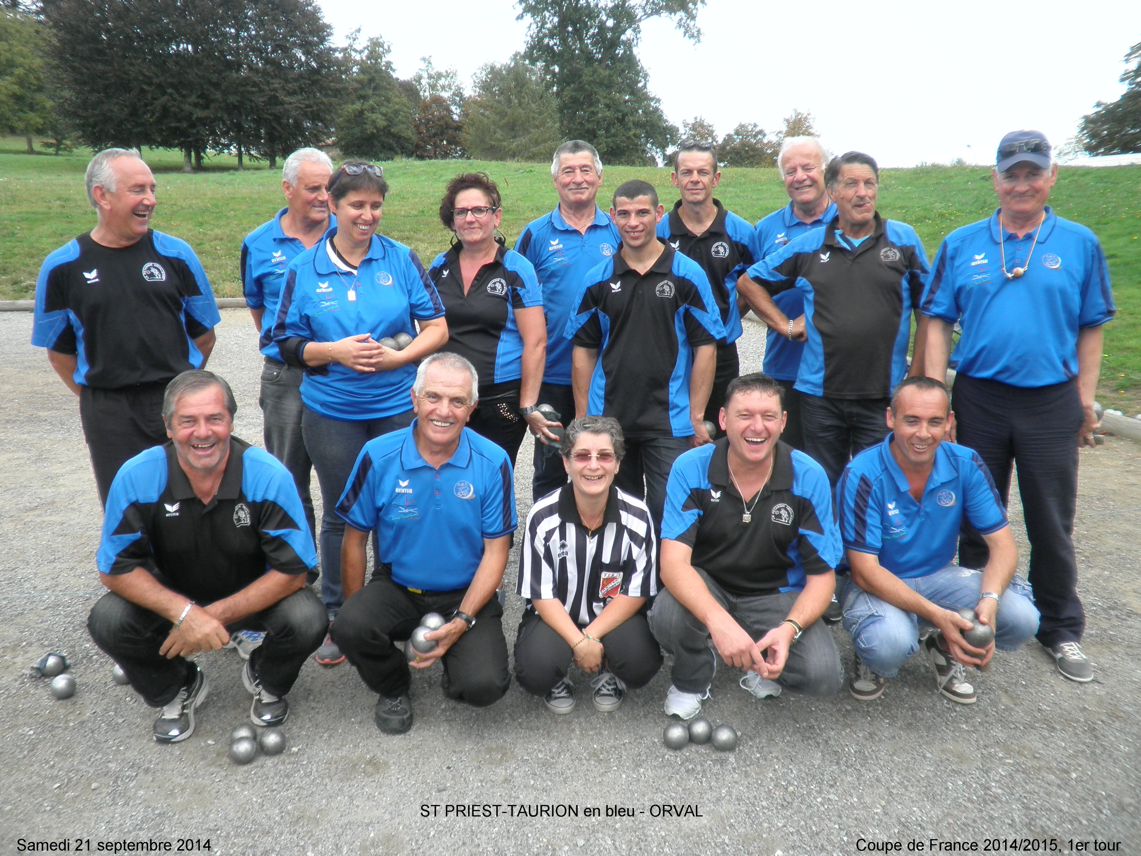 R sultat coupe de france st priest taurion orval - Resultat de coupe de france ...