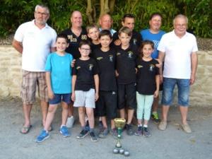 championnat des club jeunes.
