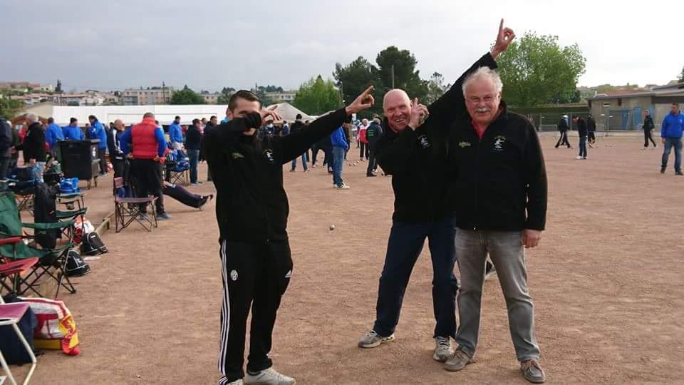 Championnat de l aude provençal triplette