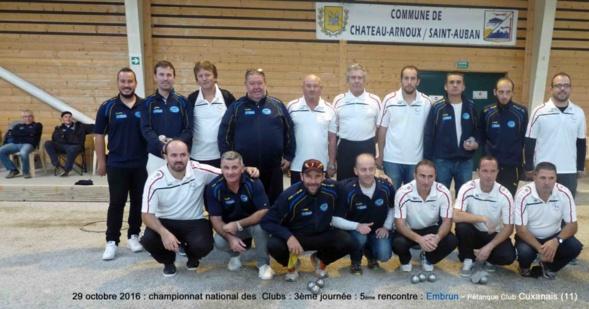Championnat national des Clubs
