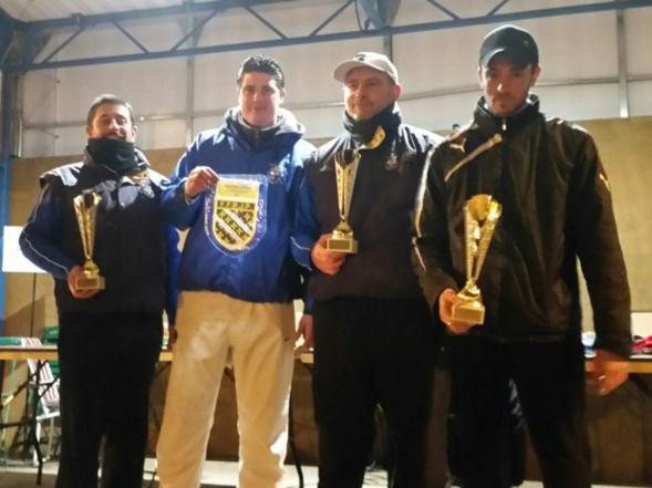 Championnat Départemental Triplette Jeu Provençal 2017 (Maison Laffitte)
