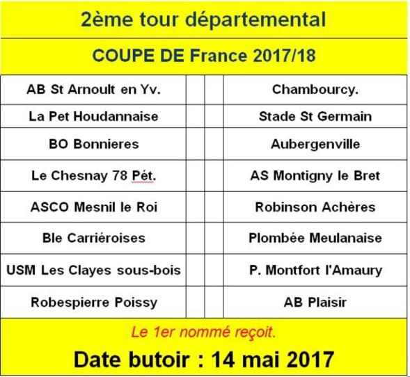 Coupe de France 2017