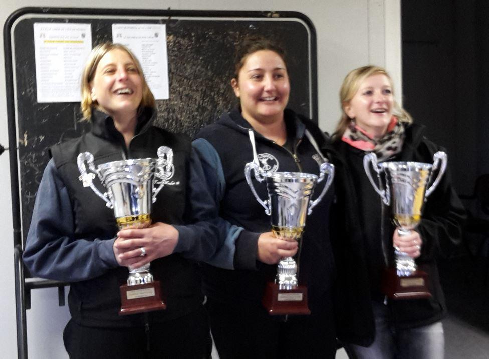 Championnat de Ligue TRI Dame 2015
