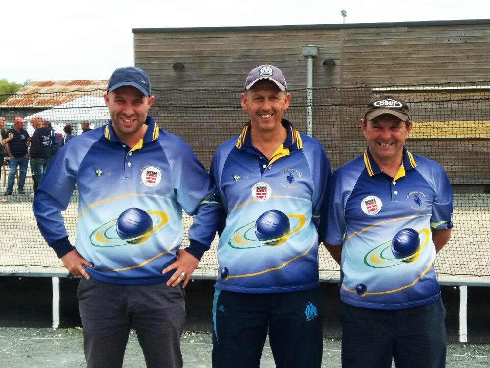 Ligue Triplette Provençal