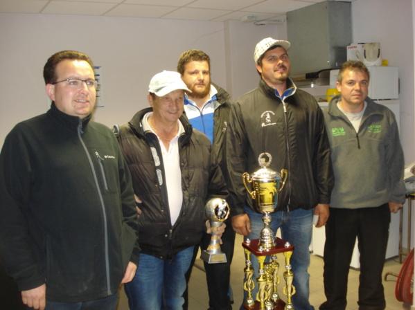 """1er Trophée des Clubs """"Le Bourbonnais"""" : Les Marais s'imposent devant Moulins"""