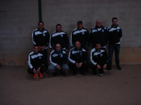 CDC Jeu Provençal : l'équipe «B» s'impose pour la 1ere journée.