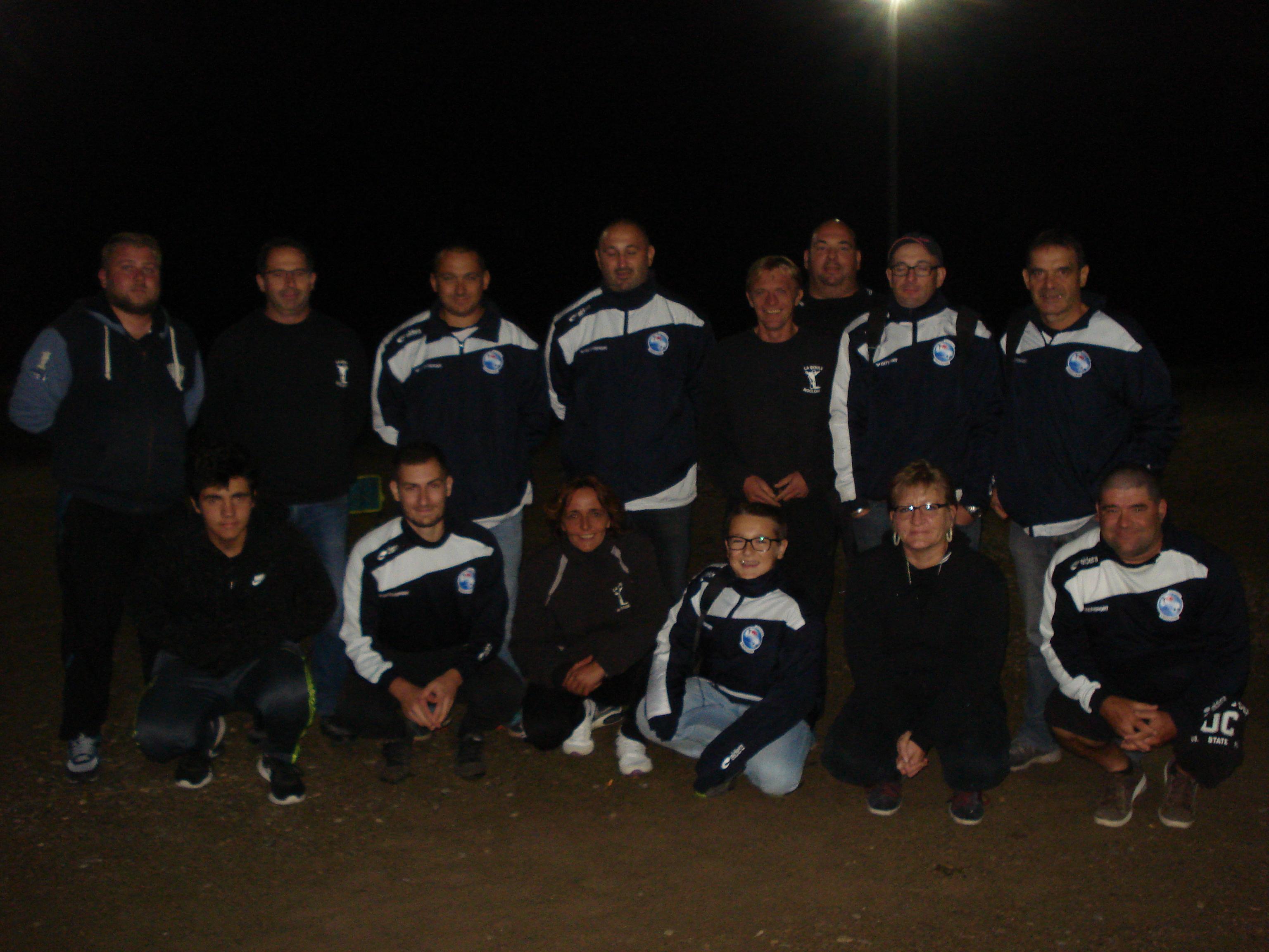 """Coupe du Comité : L'équipe """"B"""" en 1/2 finale (complémentaire)"""