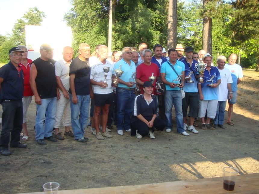 Grand Prix ST Jean d'Illac 2011