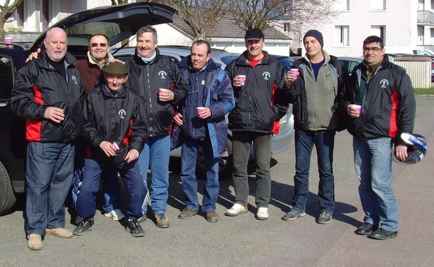 INTER-CLUBS 2011 PREMIERE JOURNEE !