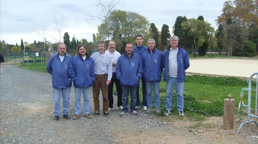 Championnat des Clubs 2010 poule finale à Béziers