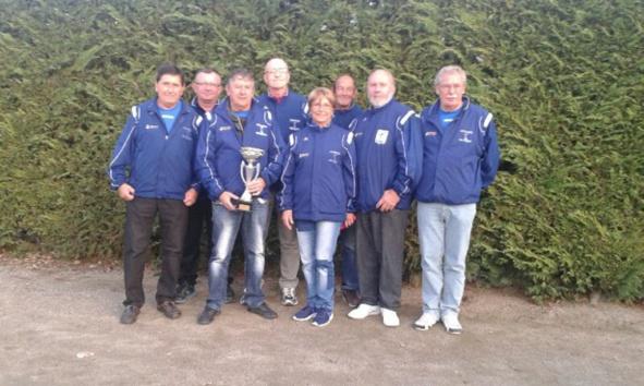 Championnat  Des  Clubs  Vétérans  (  La  Finale  )