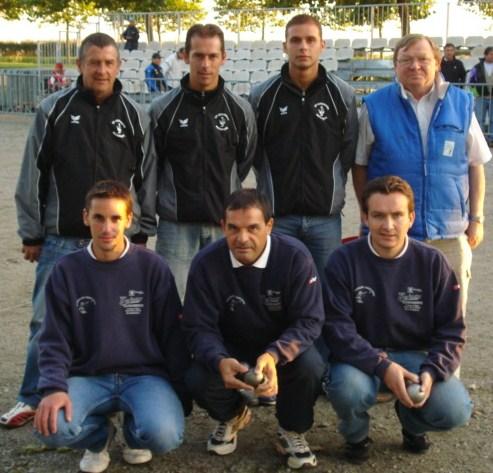 FINALE DES AS 2008 A YZEURE