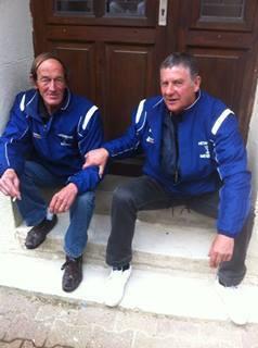 Triplettes  Vétérans  de  Varennes  sur  Allier