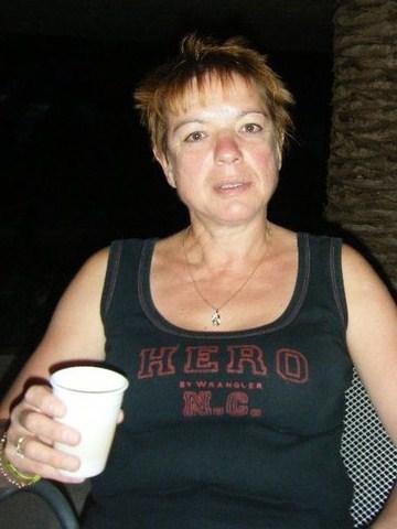 Marie Ange CARLIER présidente et coach de l'entente burburaine