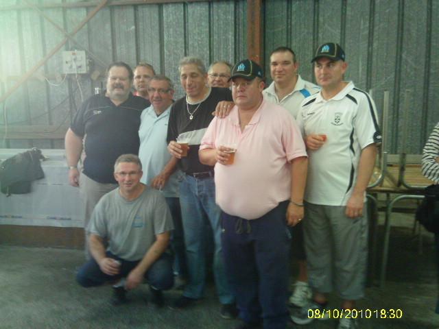 GUYTOU et ses amis vendéens et sa famille de Burbure