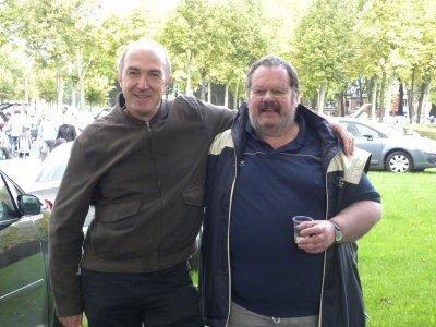 Didier et  Guytou à Amiens