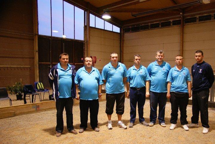 Champ. de France des clubs à CHALONS / SAONE