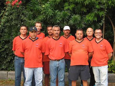Le bureau de l'USCES pour la saison 2008