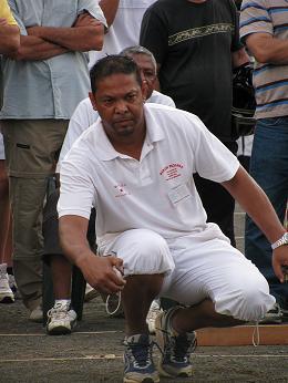 René-Guy Tolar champion tête à tête 2009