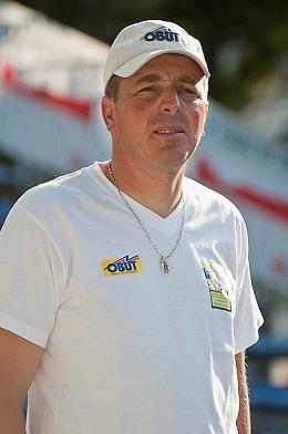 Nul doute Philippe Suchaud sera en grande forme pour le Grand Prix de l'Etang-Salé