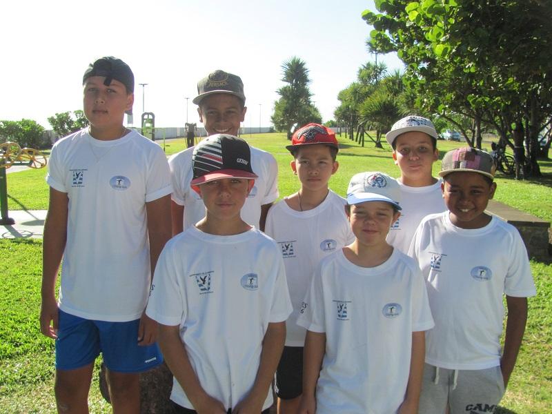 l'équipe des jeunes 2016