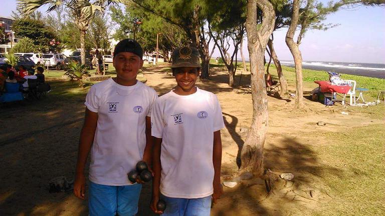 Maël et Aymeric, des cadets chez les grands!