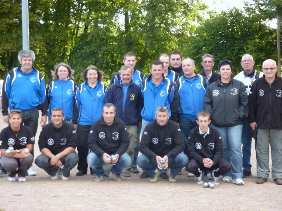 Coupe de France 2012 - fin